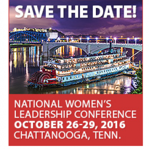 ABWA National Woman's Leadership Conference - Oct. 26-29
