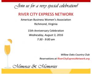 happy anniversary River City